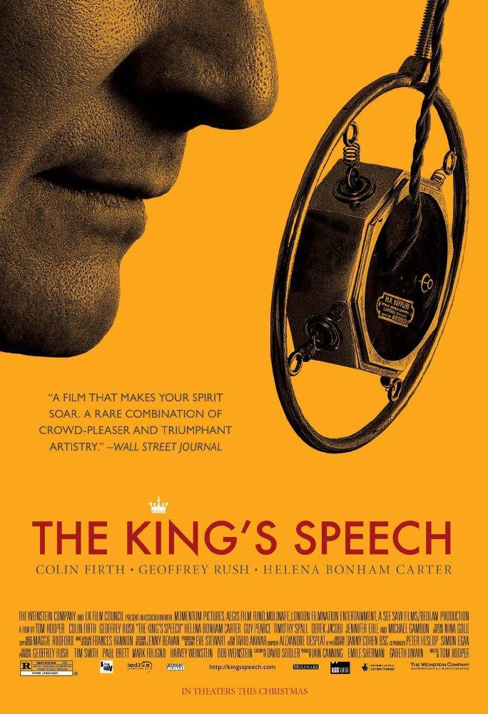 The King's Speech - Vrijdag 15 maart (19u)